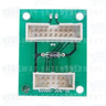 Microcoin Credit Board Interface PCB: 60000-306-01