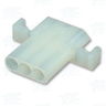 MOLEX 3 Way Receptacle Plug - 03-09-1031