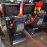 Daytona USA Twin (LAI) Arcade Machine