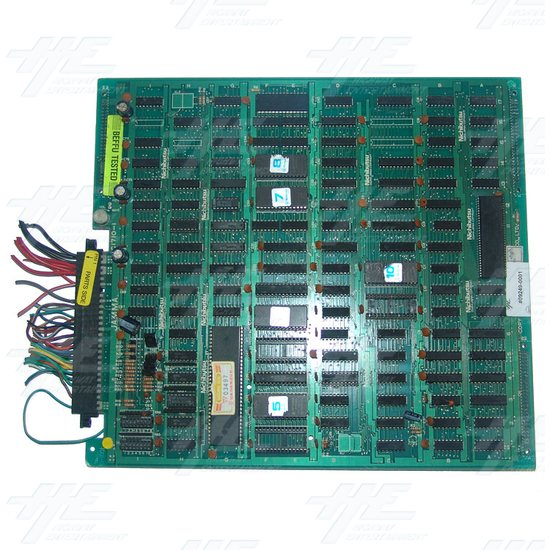 Unknown PCB - Font View