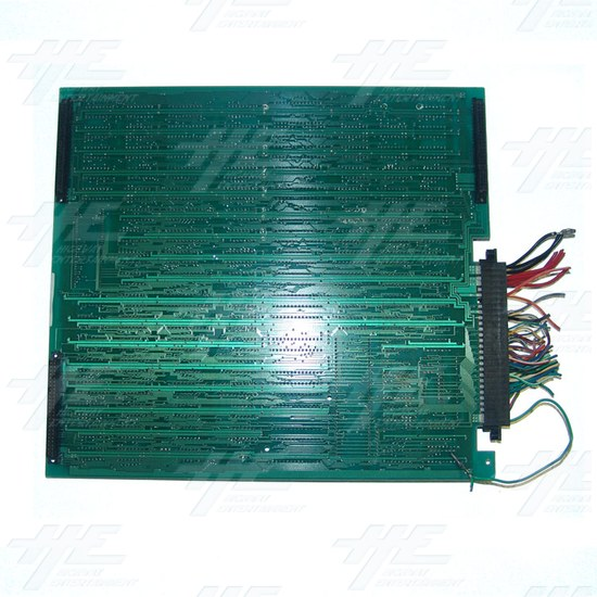 Unknown PCB - Back View