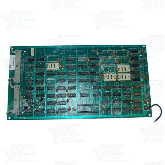 Unknown PCB - Front View