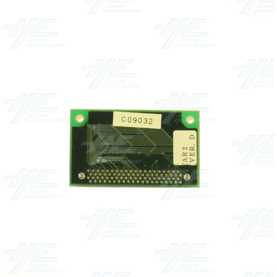 System Super 22 MPM(F) PCB's AR2 Ver. D - Back View