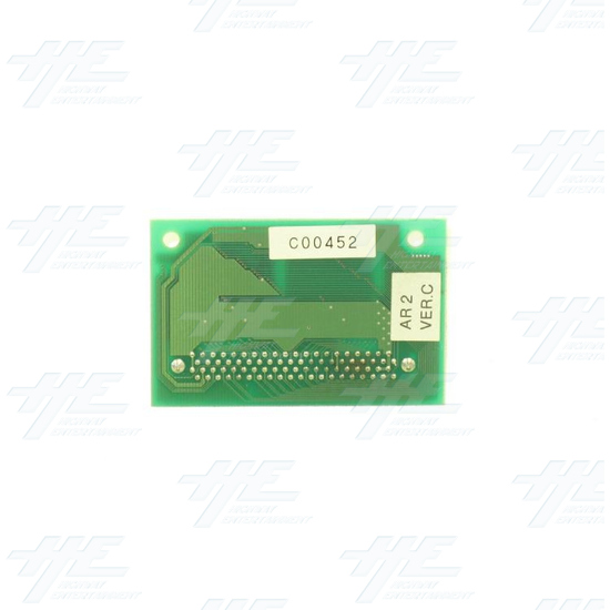 Super System 22 MPM(F16) PCB's       AR2 Ver. C - Back View