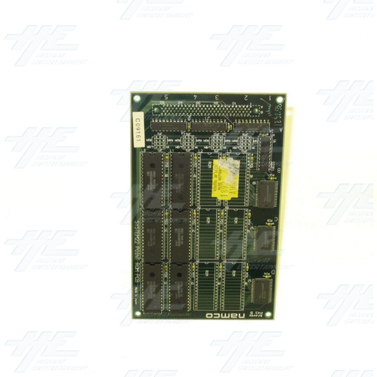 System 22 Point ROM PCB - Front View