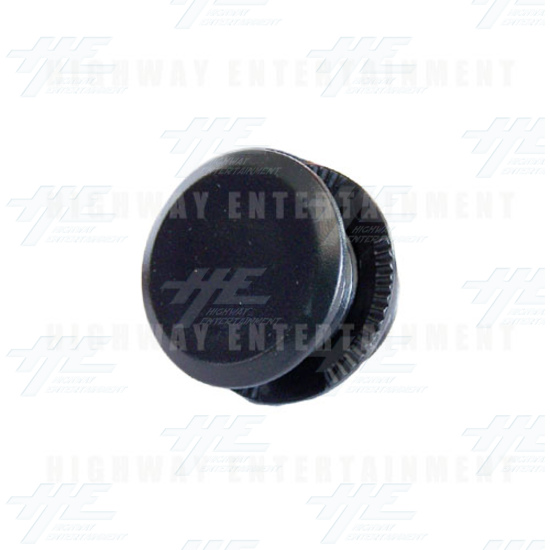Dummy Buttons 28mm - New - Angle View