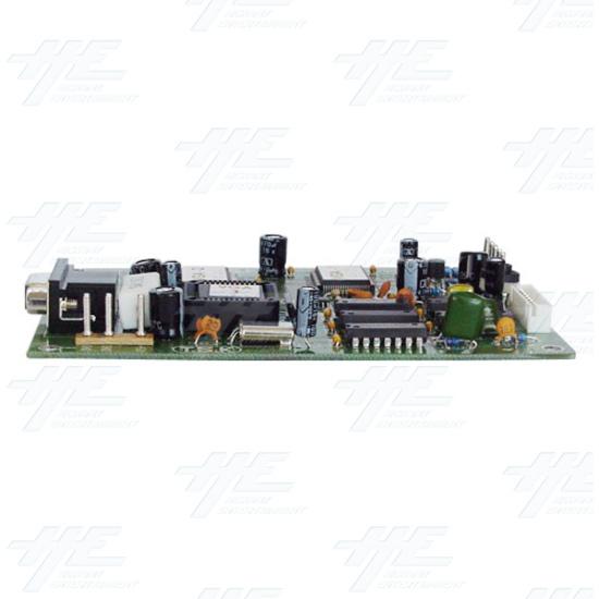 CGA (15k) to VGA (31k) Converter - Side View