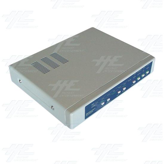 NTSC / PAL / VGA Digital Multisystem Converter / Convertor (CDM-640) - Angle View