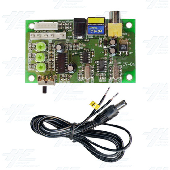 RGB to Video Converter (CV -04) -
