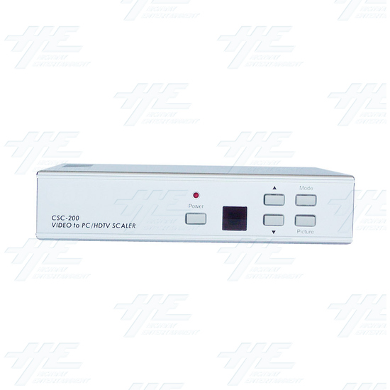 Magic View Video Scaler/Deinterlacer (CSC-200) - Front