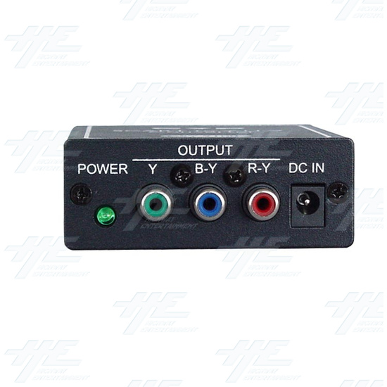 SCART to Y-U-V Converter (CSY-2100) - Front view