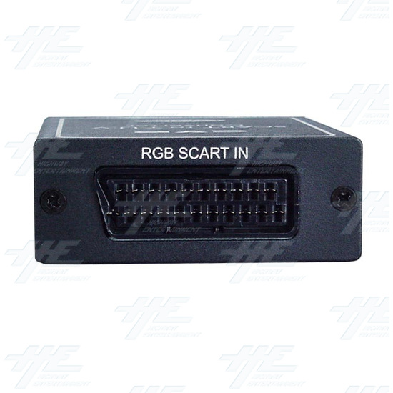 SCART to Y-U-V Converter (CSY-2100) - Back view