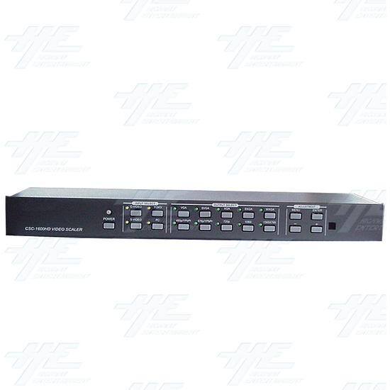 Professional Video Scaler (CSC-1600HD) - Front view