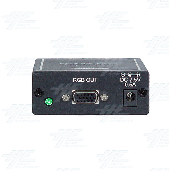 SCART Sync Separator (CSR-2200) - Front view