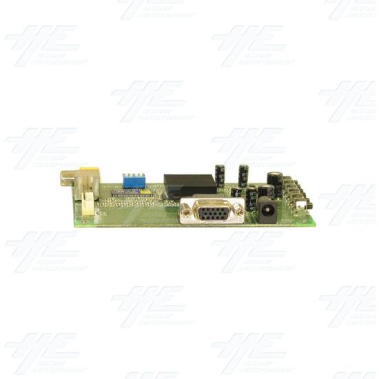VGA to CGA - RGB Converter - Side view 1