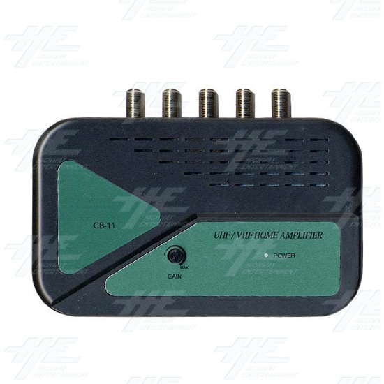 UHF/ VHF/ FM Home Distributor (CB-11) - Top view