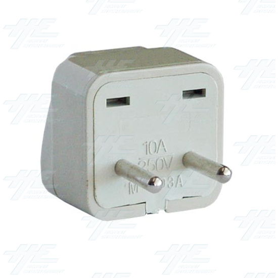 Universal Travel Power Plug Adapter German Model -