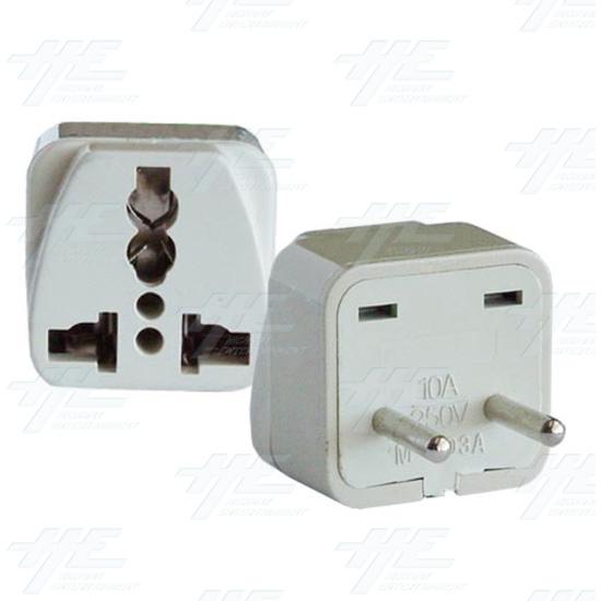 Universal Travel Power Plug Adapter German Model -