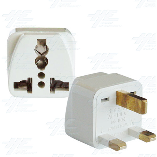 Universal Travel Power Plug Adapter UK Model -