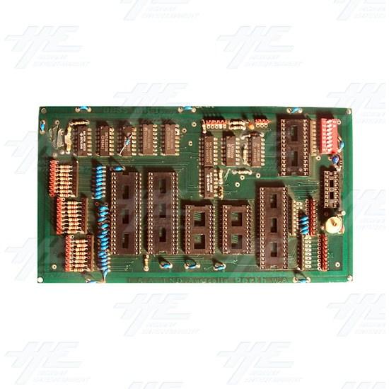 DBSS MK-11 Board - Top View