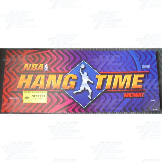 NBA Hang Time Header  -