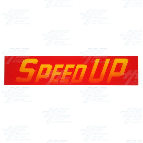 Speed Up (Hard Header) (New) -