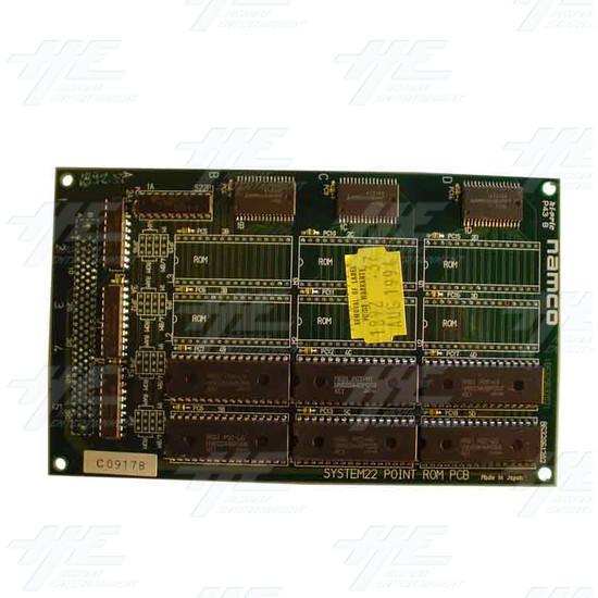 namco system 22 point ram pcb -