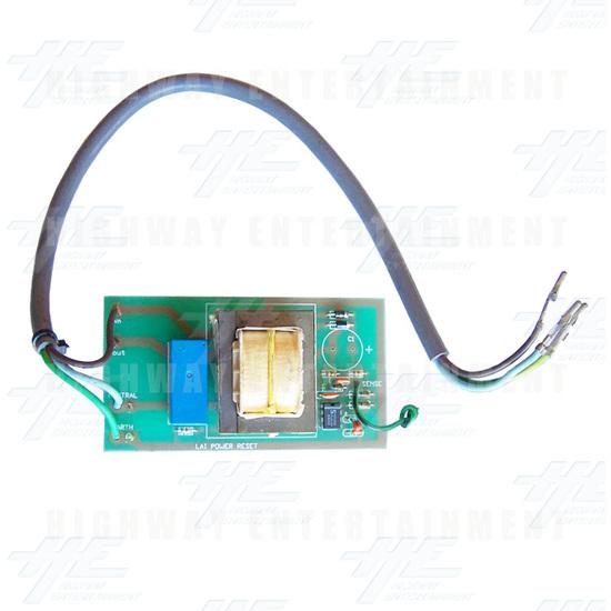 LAI Power Reset PCB -