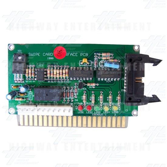 LAI Swipe Card PCB -