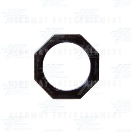 Button Nut for 28mm Dummy Buttons - Front View