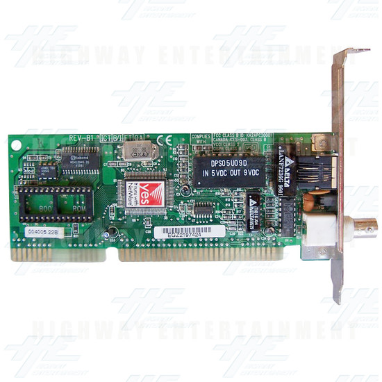 Network Card (used) -