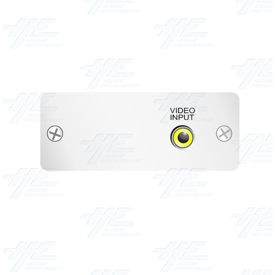PAL or NTSC Video to PAL or NTSC Video Digital Converter (12v Car Model) - Side View 2