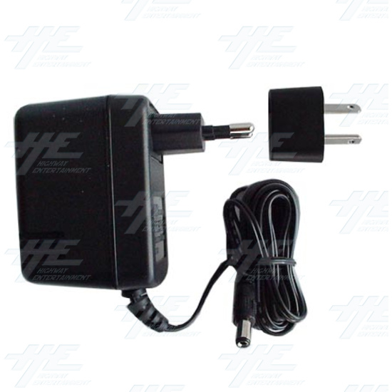 PAL or NTSC Video to PAL or NTSC Video Digital Converter (12v Car Model) - Power Supply