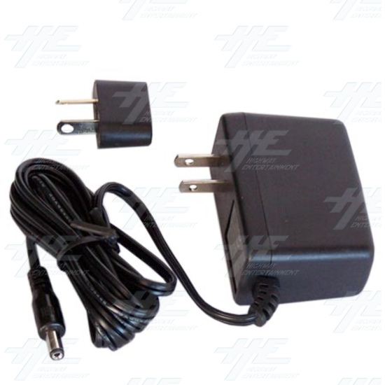 PAL or NTSC to DVI Converter - Power Supply