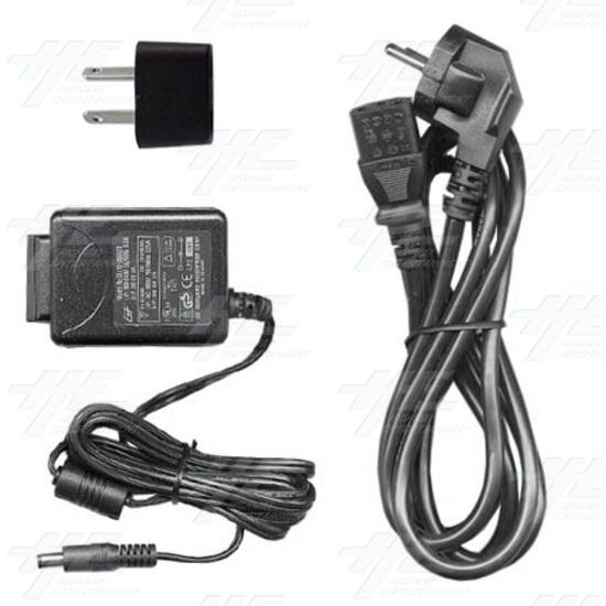 DVI to VGA Scaler Box - DC-AC Adaptor