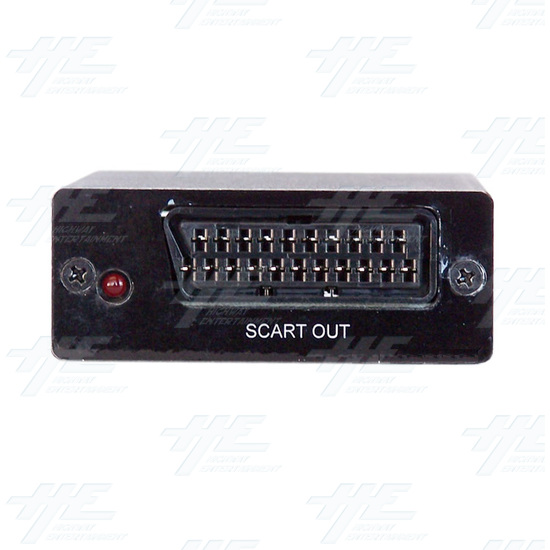 Video to SCART Converter - Side View