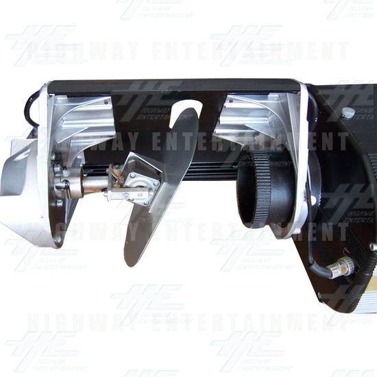 Tiger Scan HMI 1200 Light - Close Up -- Light