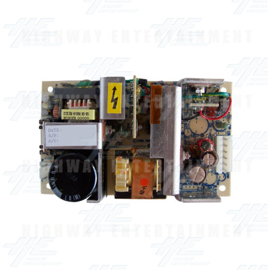 Power Supply AC24V - Top View