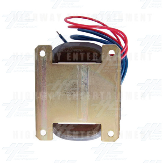 240 volt to 12 volt Transformer - Back View