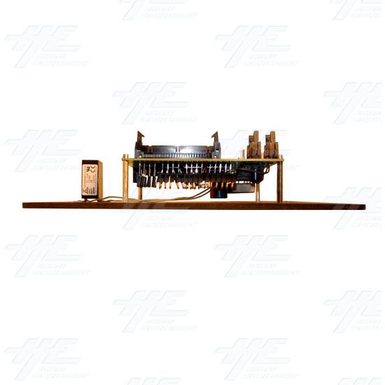 Boxer Main PCB (Jakar) - Front View