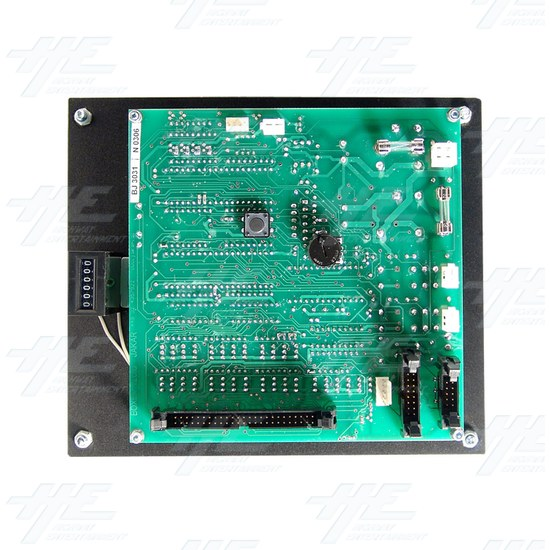 Kicker Main PCB (Jakar) - Top View