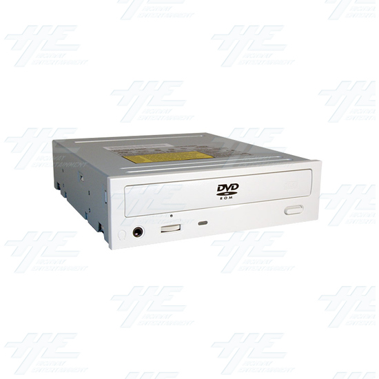 DVD ROM Drive - Angle View