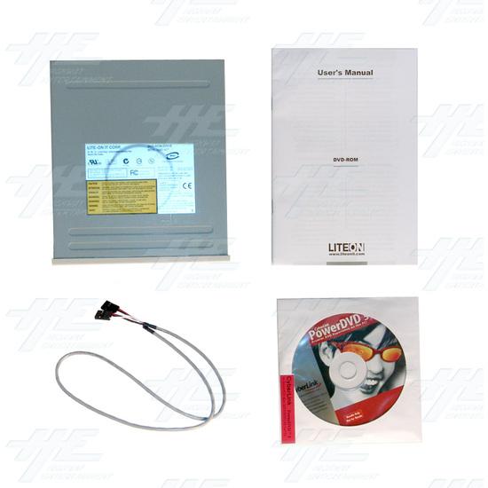 DVD ROM Drive - Full Kit