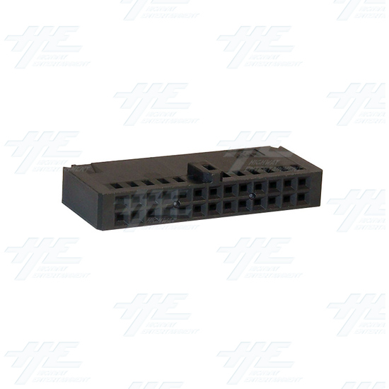 TYCO ELECTRONICS 13 x 2 Way AMP � Housing, Receptacle -