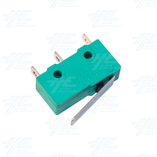 3 Pin Bladed Microswitch -