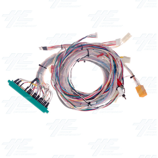 Obstacle conversion harness for NET CITY - Wiring 1
