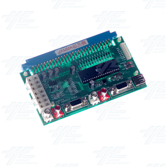 Obstacle conversion board for NET CITY - Angle View