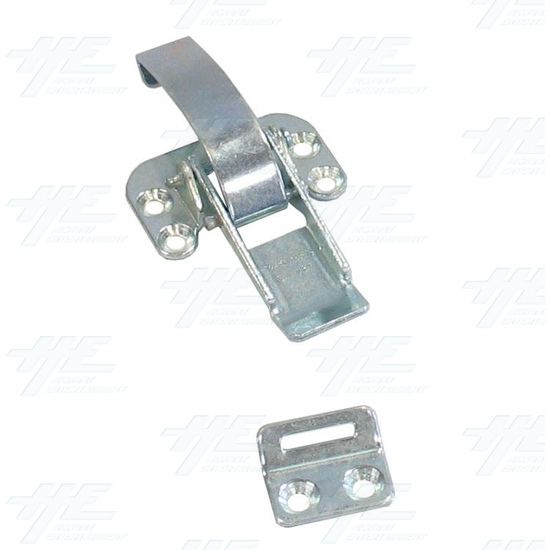 Pinball Back Latches (C- 137) - New - Top View