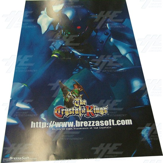 The Crystal of Kings Poster - Screenshot