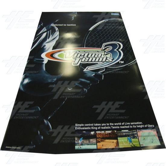 Virtua Tennis 3 Poster - Screenshot